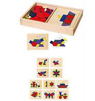 Игрушка Viga Toys Мозаика (50029)