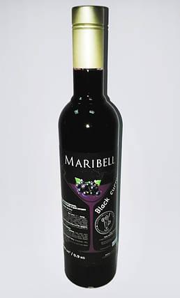 Сироп «Maribell» Черная смородина, фото 2