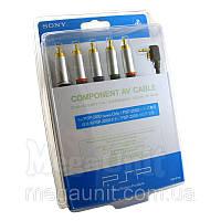 PSP-S180 Компонентный AV кабель для Sony PSP 2000/3000