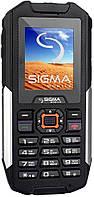 Мобильный телефон Sigma Х-treme IT68 Black