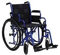 Инвалидная коляска 'Millenium II' Легкая, складывающаяся, устойчивая коляска