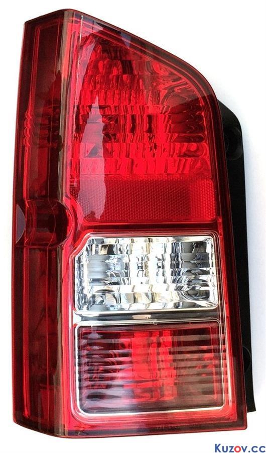 Фонарь задний Nissan Pathfinder 05-14 правый (Depo)