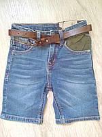 Шорты джинсовые мальчик
