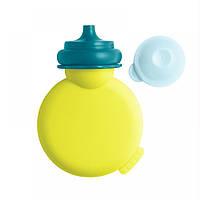 Beaba - Силиконовый контейнер для пюре, neon/blue