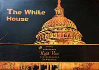 Скретч картина GuoJian Белый Дом (SKR-17) 41х29 см