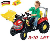 Rolly Toys Трактор с Ковшом Икс-трек