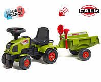 FALK Трактор с прицепом BABY CLAAS AXOS