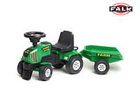 FALK  Трактор POWER MASTER  зеленый