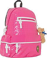 Рюкзак подростковый ХО55 Oxford 1 Вересня 551655 розовый