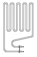 ТЭН 2,0/5 сауна Харвия изогнутый Кварц ZSS-120