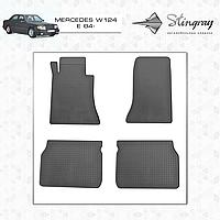 Автомобильные коврики Stingray Mercedes E-W124 1984-1995
