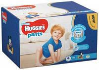 Huggies Pants 4 (72шт.) 9-14 для мальчиков подгузники-трусики