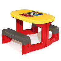 SMOBY Столик для пикника Тачки