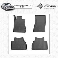Автомобильные коврики Stingray Mercedes E-W211 2002-2009