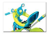 SMOBY Велосипед Baby Drive Comfort зелено-синий