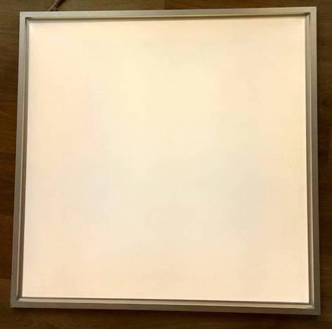 Светодиодная LED панель 32Вт 2300lm 4000К ВСТРАИВАЕМАЯ PANEL LED-SH-600-20 595*595*9мм 2300Лм 4000К