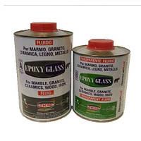 Эпоксидный жидкий морозостойкий клей GENERAL® EPOXY GLASS прозрачный 1,5кг