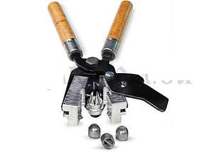 Пулелейка LEE для литья шаровых подкалиберных пуль вес 31,88 г, диам. 17,526 мм