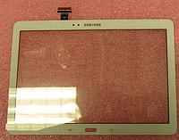 Оригинальный тачскрин / сенсор (сенсорное стекло) Samsung Galaxy Note 10.1 2014 Edition P600 P601 P605 (белый)
