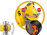 BIG Motor Машинка-каталка  Мотоцикл Racing Bike Желтый