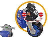 BIG Motor Машинка-каталка Мотоцикл Classic Bike Синий