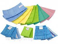 Эффективные микрофибровые салфетки для уборки дома Star Cleaner Стар Клинер (18 шт.)