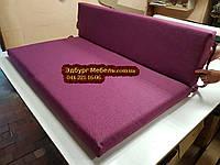 Подушки для мебели из паллет, поддонов, фото 1