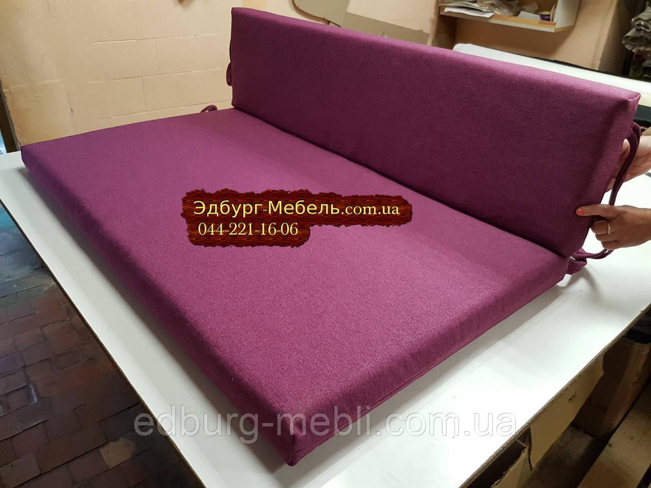 Подушки для мебели из паллет, поддонов - фото 1