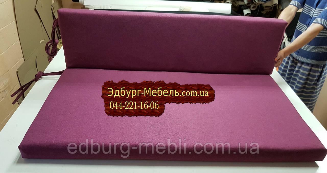 Подушки для мебели из паллет, поддонов - фото 2
