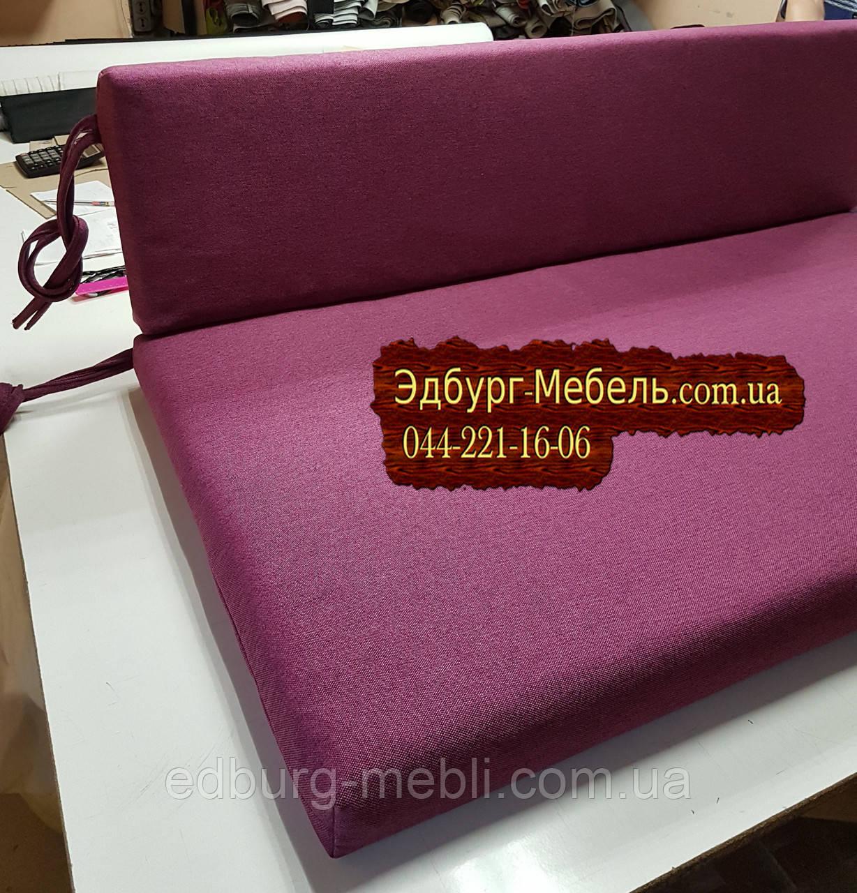 Подушки для мебели из паллет, поддонов - фото 3