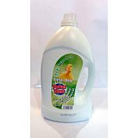 Кондиционер-ополаскиватель (Свежесть росы) концентрат POWER WASH Fresh Dew 4 L