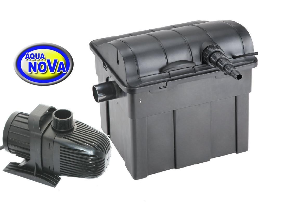 Фильтровальный комплект для пруда AquaNova 6000