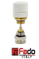 Кран для коллектора Fado 1/2''x3/4''-1 под сервопривод арт. VK01