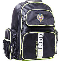 Рюкзак подростковый G080 Oxford 1 Вересня 551873 черный