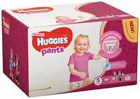 Huggies Pants 5 (68шт.) 12-17 для девочек подгузники-трусики