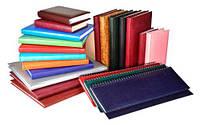Ежедневники с логотипом. Датированные и недатированные. Изготовление и печать.