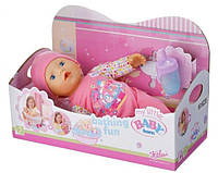 Baby Born Кукла интерактивная, купается 32см