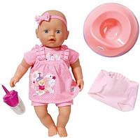 My Little Baby Born  Кукла интерактивная, купается 32см