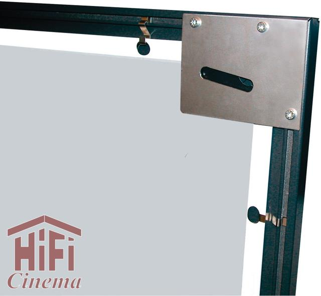 Проекционный экран  Projecta HomeScreen Deluxe 185x316, HCCV