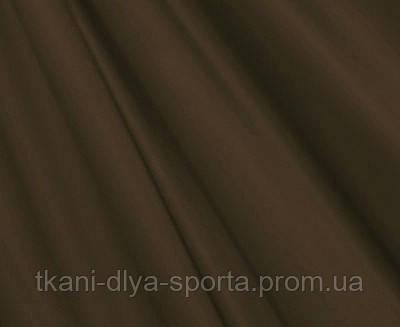 Термоткань коричневая  (бифлекс с начесом)
