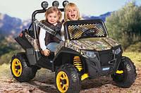 PEG PEREGO Квадроцикл детский ATV RZR 900 Camouflage 12V