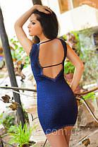 """Д372 Платье """"Кристи"""" размер 40-42, фото 2"""