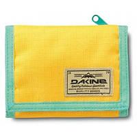Кошелек Dakine Pinnacle Wallet yellow (610934762952)
