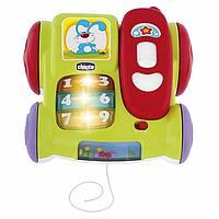 Игрушки для малышей - Музыкальный телефон Chicco