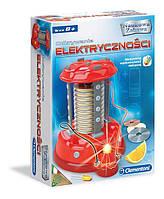 Научная весело - откройте для себя электричество Clementoni