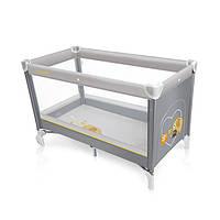 Кровать-манеж Baby Design Simple, 2017
