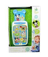 Baby - Disney - Микки Маус: Смартфон Clementoni