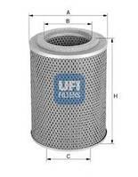 UFI25.555.00 Масляный фильтр