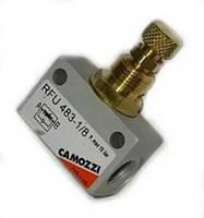 Пневмодроссель Camozzi RFO 382-1/8 с соединением через гайку