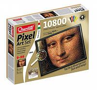 Мозаика: Pixel Art - Джоконда (10800el.)Quercetti